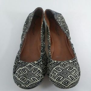 Lucky brand Emmie flats size 10